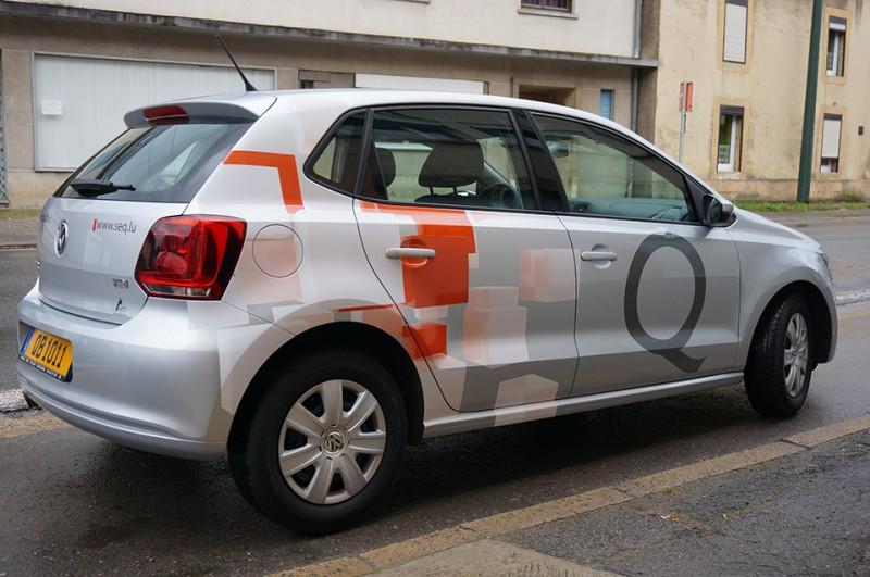 Décoration d'une voiture de représentation - image 2