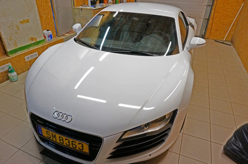 Total Covering Audi R8 - image 5