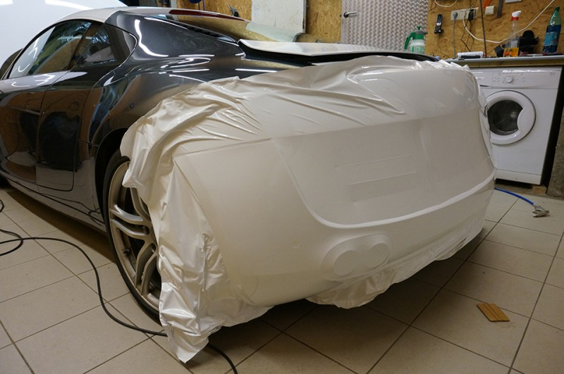 Total Covering Audi R8 - image 3
