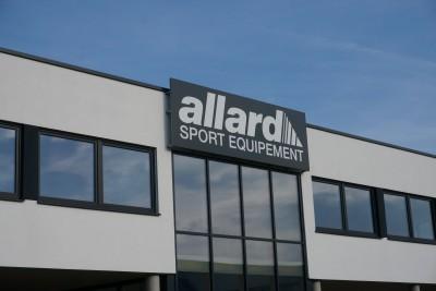 Panneau façade Allard sport
