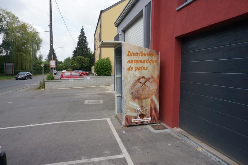 Décoration distributeur de pains - image 1